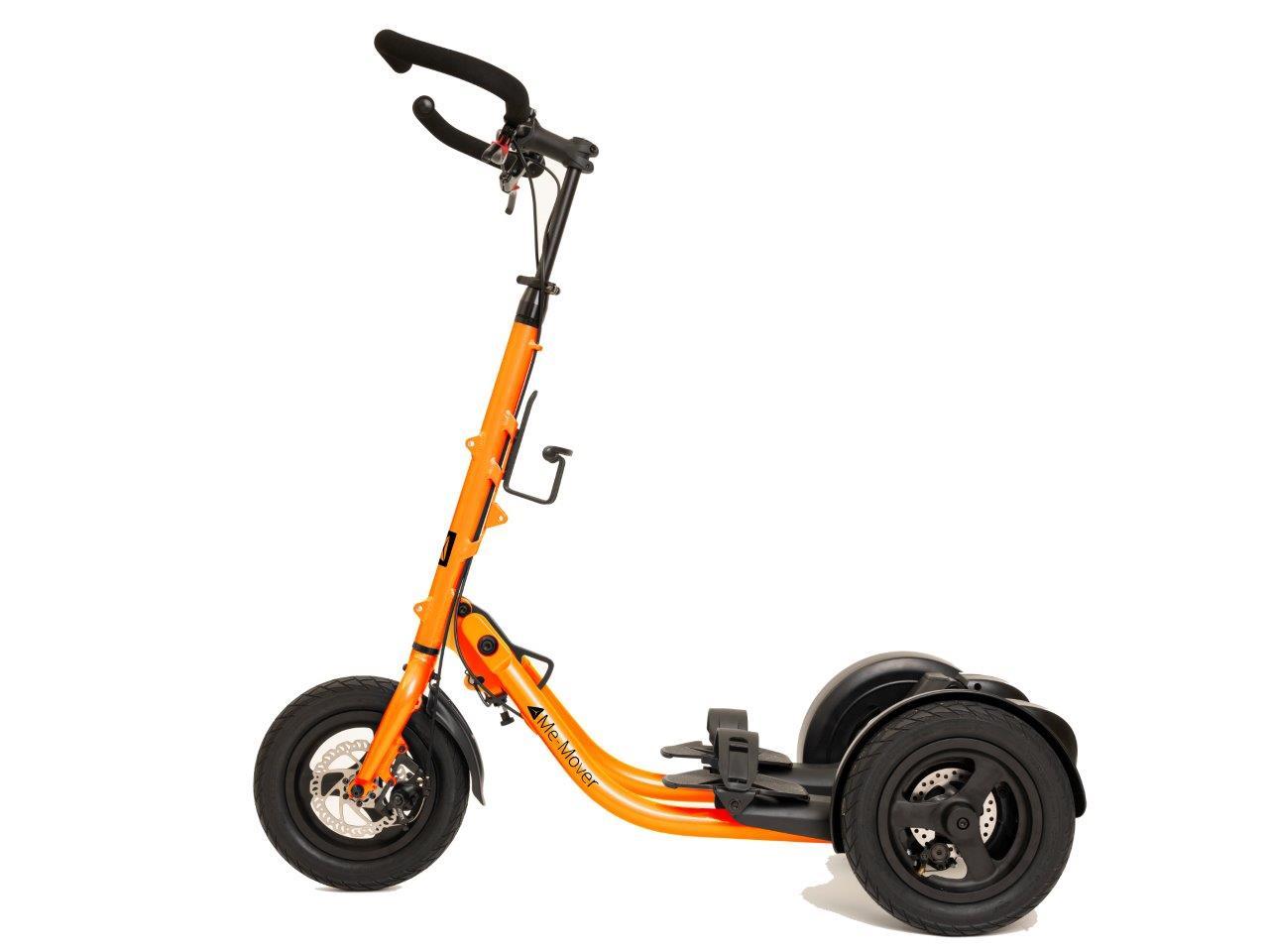 Me-Mover Fit Premium Hot Orange