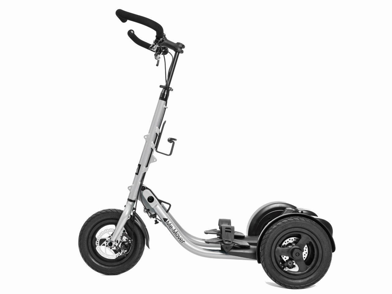 Me-Mover Fit Premium Silver